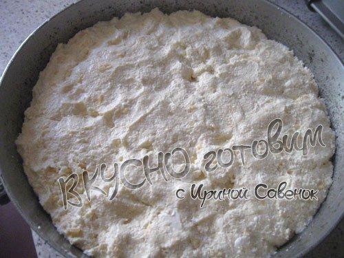 Творожно - сырный пирог - шаг 5