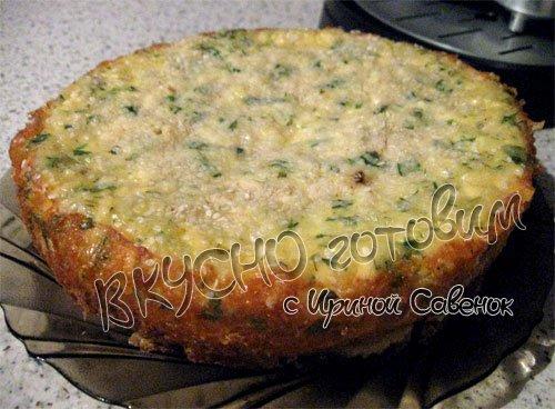 Сырный пирог в мультиварке - шаг 8